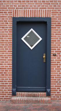 28 Tür in Greetsiel/Door in Greetsiel