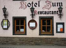 4 Fenster vom Restraunt/Windows of a restaurant