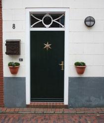 32 Tür in Greetsiel/Door in Greetsiel