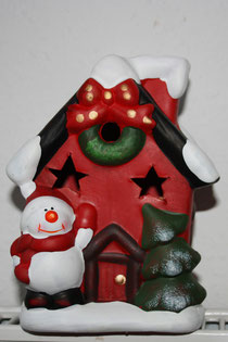 10 Weihnachtshaus/Christmas house
