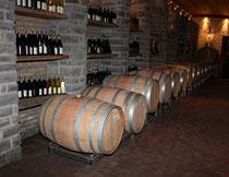 16 Weinfässer/Wine barrels