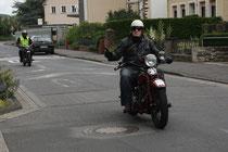 52 Motorradfahrer Grüße/Biker greetings