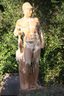 31 Statue auf Kreta/Statue on Crete