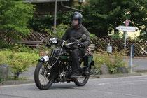 31 Motorradfahrer/Biker