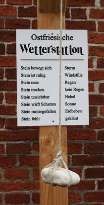 39 Wetterstation/Meteorological station