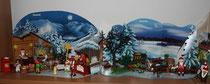 16 Playmobil Weihnachtslandschaften/Playmobil christmas landscapes