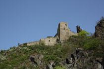 7 Ruine in Altenahr/Ruin in Altenahr
