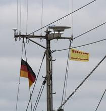 108 Schiffsmasten/Masts of cutters