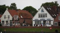 23 Häuser am Deich/Houses at the dyke