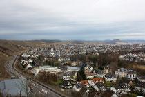 63 Ahrweiler von oben/Ahrweiler from above