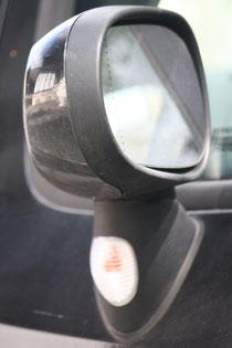 30 Rückspiegel/Rearview mirror