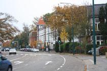 19 Straßen in Leiden in den Niederlande/Streets in Leiden in the Netherlands