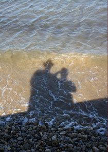 4 Menschenschatten/People shadows