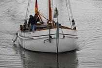 154 Segelboot/Sailing boat