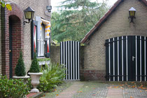 10 Garage in den Niederlande/Garage in the Netherlands