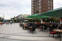 16 Romenade am Rhein/ Promenade at the Rhein