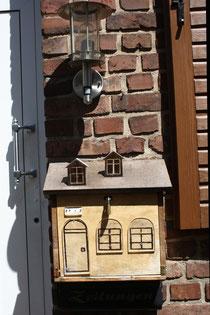 33 Briefkastenhaus/Letterbox house