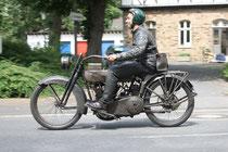 33 Motorradfahrer/Biker