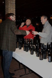 67 Weinprobe/Wine tasting