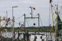 107 Schiffsmasten/Masts of cutters