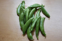 6 Erbsen/Peans