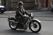14 Motorradfahrer/Biker