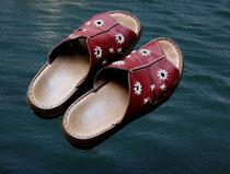 12 Montage mit Sandalen/Montage with sandals