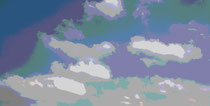 2 Wolken in Popart/Clouds in popular art