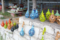 13 Keramiks in Griechenland/Keramics from Greece