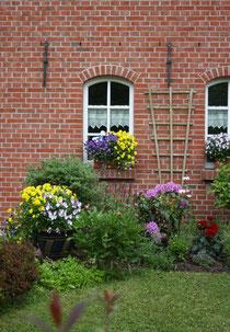 20 Fenster von einem Bauernhaus/Window of a farmhouse