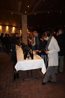 51 Weinpräsentation/Wine presentation