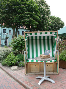 59 Strandkorb/ Beach chair