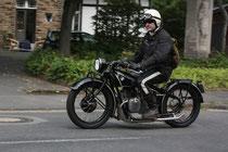 39 Motorradfahrer/Biker