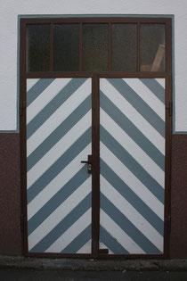 9 Tür in Ahrweiler/Door in Ahrweiler