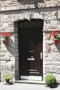 10 Tür in Ahrweiler/Door in Ahrweiler