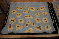 2 Plätzchen/Cookies