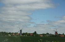 7 Landschaft+Zwillingsmühlen/Landscape+twin mills