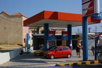 29 Tankstelle/Petrol station
