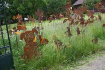 13 Skulpturen/Sculptures