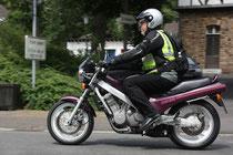 36 Motorradfahrer/Biker