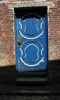 21 Tür in Leer/Door in Leer