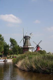 34 Zwillingsmühlen/Twin mills