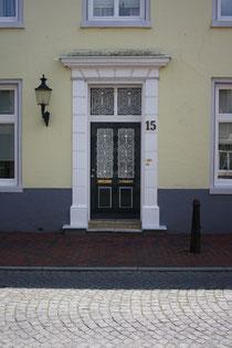 19 Tür in Leer/Door in Leer