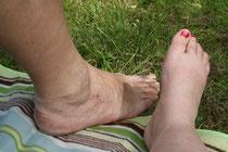 8 Zwei Füße/Two feet