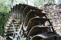17 Wasserrad/Water wheel