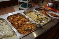 1 Das Essen in Hotels in Griechenland/The food in hotels in Greece
