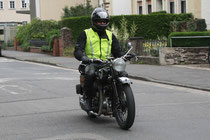54 Motorradfahrer/Biker