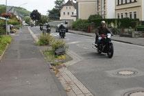 26 Motorradtrupp/Motorbike squad