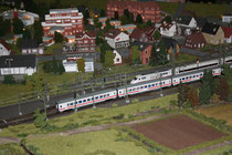 136 Züge/Trains