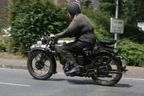 35 Motorradfahrer/Biker